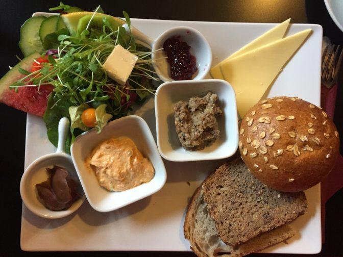 Frühstück Im Velo In Heilbronn Infantilblog